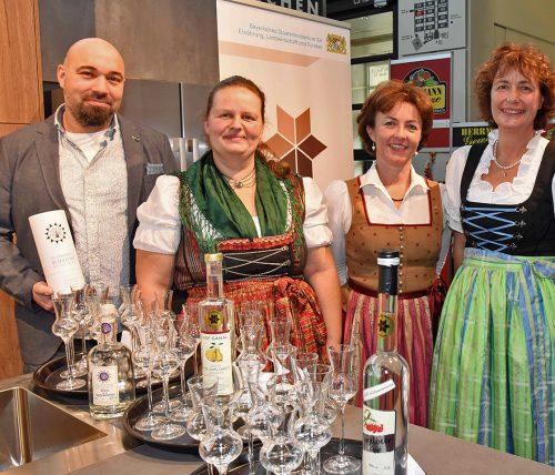 Bayern Brand zum ersten Mal auf der Genussmesse Food & Life in München
